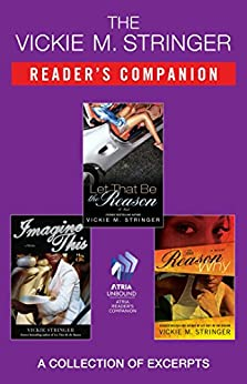 The Vickie M. Stringer Reader's Companion: A Collection of Excerpts by [Vickie M. Stringer]