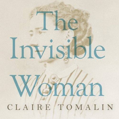 The Invisible Woman audiobook cover art
