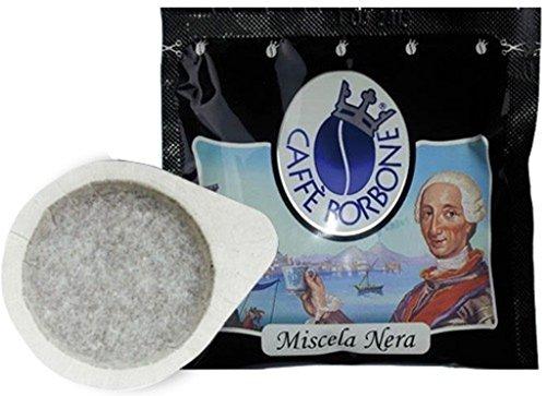 600 Cialde Filtro Carta 44 mm Caffe' Borbone Miscela Nera Originali