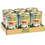 Dehner Best Nature Hundefutter, Adult Rind und Reis mit Distelöl - 3