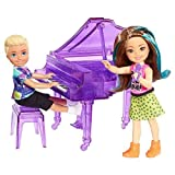 Barbie and the Rockers - Concert Fun! - Chelsea Dolls + Piano