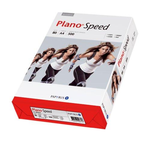 Papyrus Multifunktionspapier PLANO®Speed, DIN A4, 80 g/qm, weiß, 500 Blatt