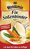 Mondamin Fix Sossenbinder Hell (Instant Light Gravy Thickener), 8.8 Ounce