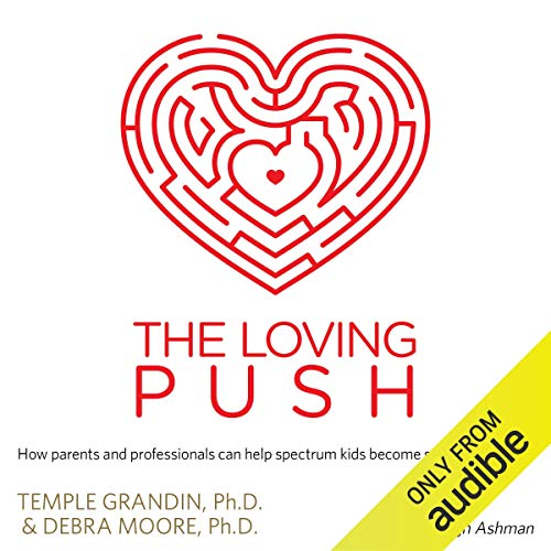 Couverture de The Loving Push