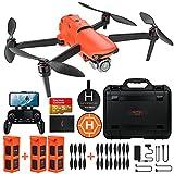 Autel Robotics EVO 2 Pro Drone con 6K HDR Video per Professionisti, con Bundle Robusto e €429 Kit di Accessori del Valore (Manuale Utente Solo in Inglese)