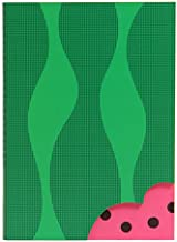 Watermelon Journal (Watermelon Notepad, Gridded Pages Journal)