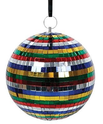 30CM Coloured Mirror Ball