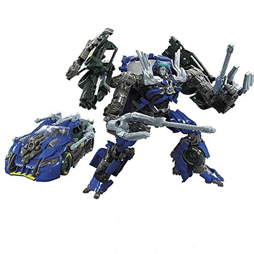 Transformable Juguete Deluxe Oplewing Fallen Movie Robot Robot Figura Modelo Niños Regalo