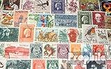 Prophila Collection Noruega 50 Diferentes Sellos (Sellos para los coleccionistas)