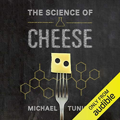 『The Science of Cheese』のカバーアート