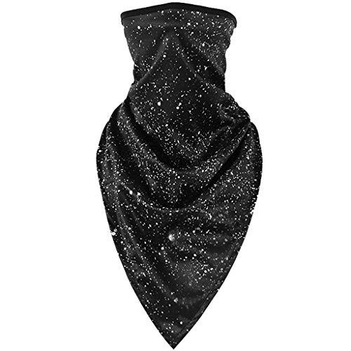 TWIFER Damen Shirt Kopfbedeckung Kopfwickel Hals Gamasche Stirnband Angeln Gesichtsschal