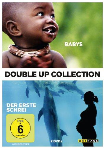 Double Up Collection: Der erste Schrei / Babys (OmU, 2 Discs)