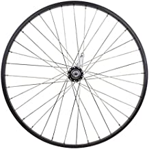 "Flying Horse Heavy Duty 12 Gauge Coaster Brake Rear 26"" x 1.25"" Bicycle Rim Set – Gas Bike HD Rim Upgrade (Black)"
