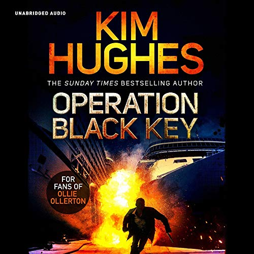 Operation Black Key cover art