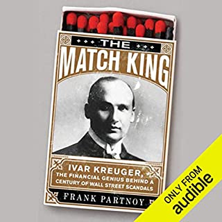 The Match King cover art