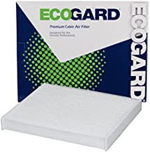 ECOGARD XC25572 Premium Cabin Air Filter Fits Ford Mustang 2005-2014