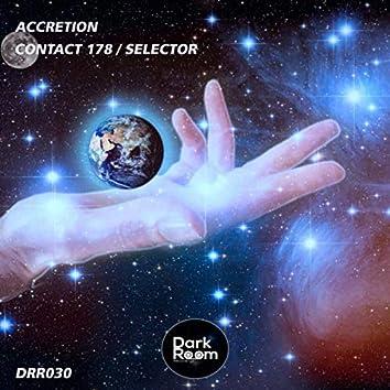 Contact 178 / Selector