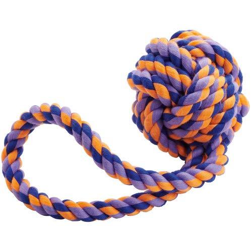 HUNTER JENA Hundespielzeug Farbe mit Handschlaufe, Größe M