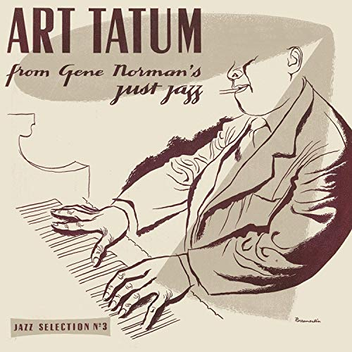 Art Tatum From Gene Norman'S Just Jazz