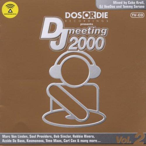 DJ Meeting 2000/2