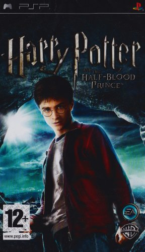 Harry Potter and The Half Blood Prince [PSP] [Sony PSP] [Producto Importado]