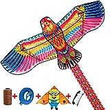 YPKHHH Fénix de Dibujos Animados Creativo Grande para niños y niñas al Aire Libre con Rueda de línea 400 Ancho de línea 170 de Alto 240 cm Cola 160 cm