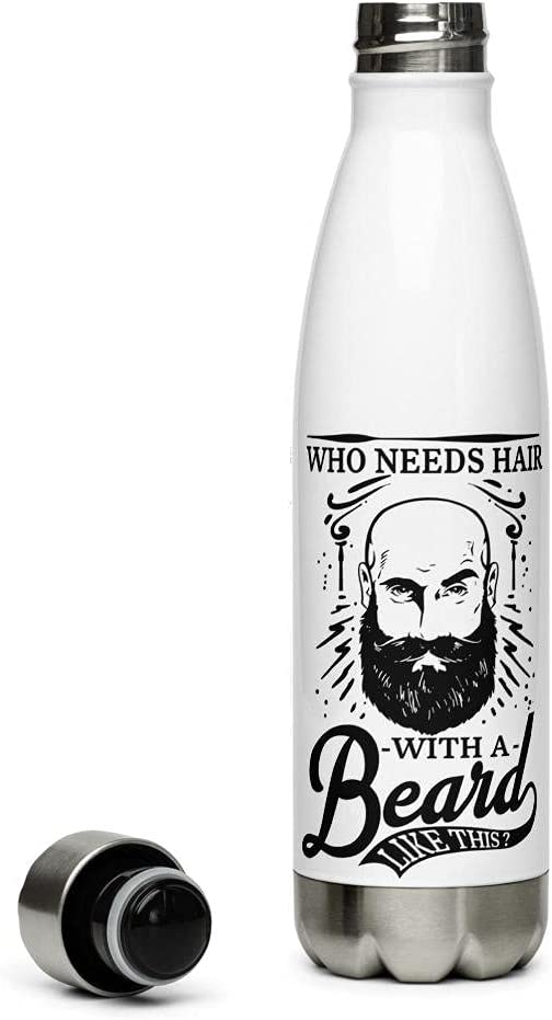 Who Needs Hair With A High material Beard Steel Like Funny Wate low-pricing Stainless This