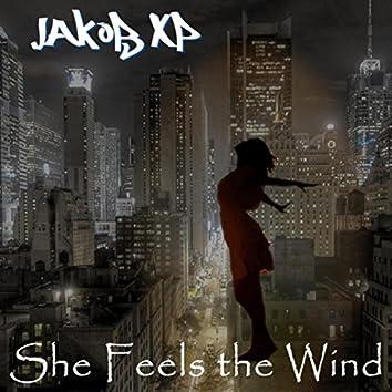She Feels the Wind