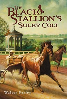 The Black Stallion's Sulky Colt by [Walter Farley]