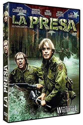 La Presa  DVD 1981 Southern Comfort