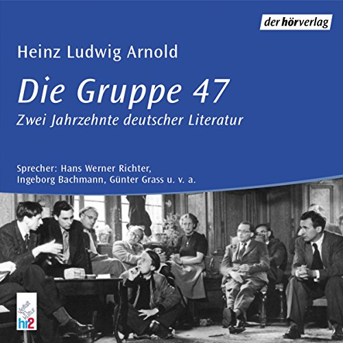 Die Gruppe 47 cover art