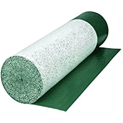 For use with all laminate and engineered hardwood floating floors Cushioning Styrofoam beads between plastic top and bottom layers for air circulation Corrects minor subfloor imperfections and reduces ambient noise Gold Guard antimicrobial protection...