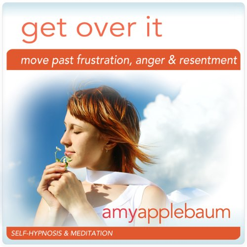 Get Over It (Self-Hypnosis & Meditation) audiobook cover art