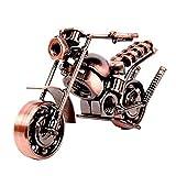 SwirlColor Eisen-Motorrad-Modell, Motorrad-Liebhaber-Geschenk für Kunst-Sammlung Oder...