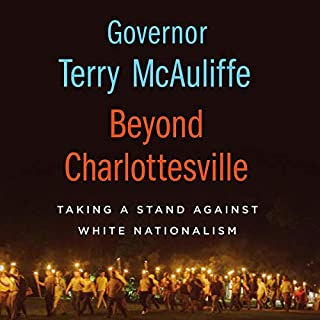 Beyond Charlottesville: Taking a Stand Against White Nationalism audiobook cover art