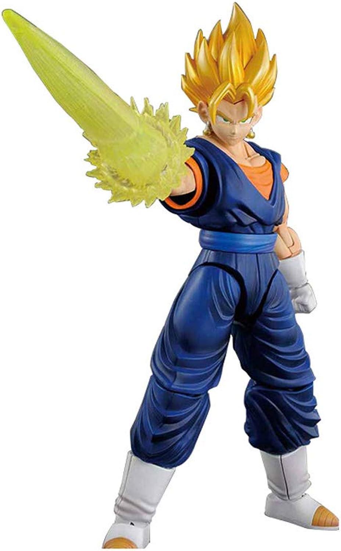 comprar descuentos Hyzb Modello Di Dragon Ball Ball Ball Puppet súper Saiyan Goku Assemblaggio Modello Giocattoli Anime Modello Decorazione Artigianato Escultura Statua Squisita Acerca de 16 CM (6,2 Pulgadas)  servicio de primera clase