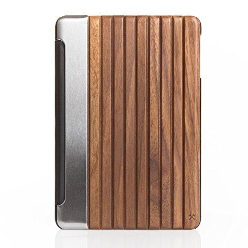Woodcessories - Hülle kompatibel mit iPad Pro 9.7 aus Holz - EcoGuard (Walnuss)