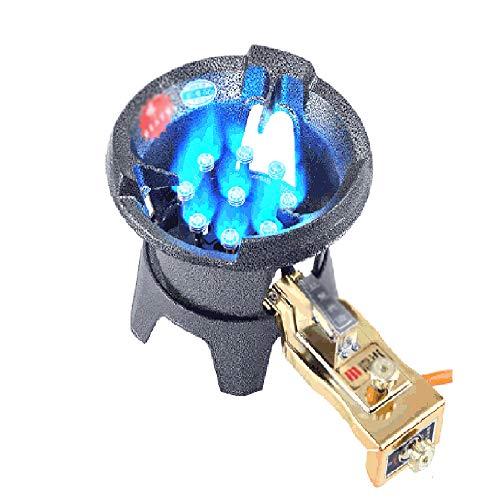 Cuisinière à gaz en Fonte avec cuisinière Cuisinière à gaz Commerciale Cuisinière Simple Cuisinière à gaz Naturel Cuisinière à gaz Domestique à économie d'énergie