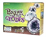 Large Size Break Open Geodes High Quality Kit 12 Whole Geodes By Ancient Treasure Adventures