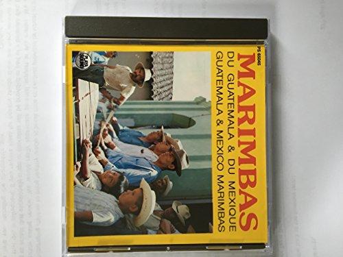 Guatemala and Mexico Marimbas