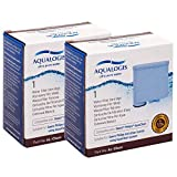 Aqualogis Al-Clean für Saeco CA6903/01 AquaClean Kalk und Wasserfilter (für Saeco und Philips...