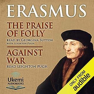 The Praise of Folly/Against War cover art