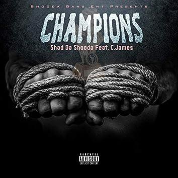 Champions (feat. C. James)