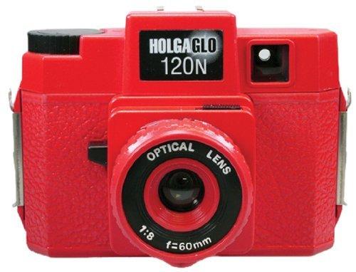 Portable & Gadgets Holga 310120 Holga HOLGAGLO 120N Glow in The Dark Cameras (Infra Red)