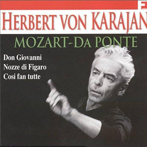Wiener Philharmoniker, Walter Berry, Herbert von Karajan & Leonyte Pice