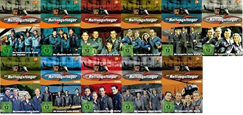 Die Rettungsflieger - Staffel 1+2+3+4+5+6+7+8+9+10+11 (1-11) Die komplette Serie [DVD Set]
