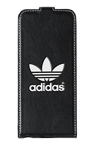 adidas Originals Flip Case iPhone 5C schwarz/weiß