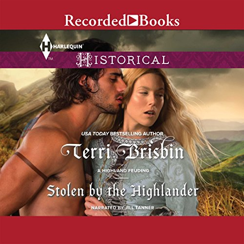 Stolen by the Highlander audiobook cover art