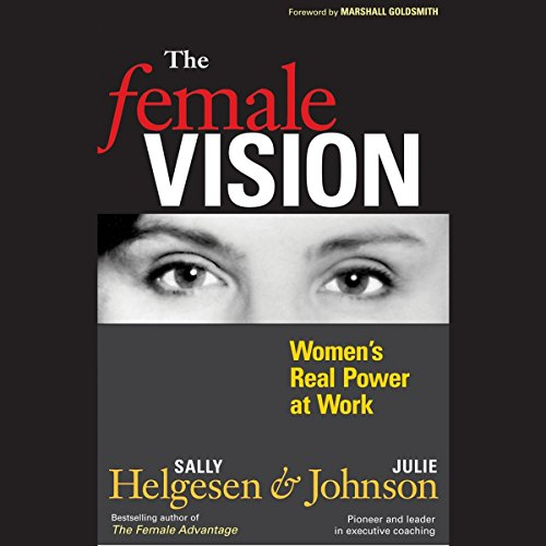 The Female Vision audiobook cover art