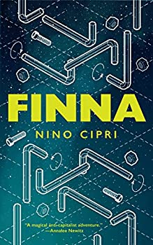 Finna by Nino Cipri science fiction and fantasy book and audiobook reviews